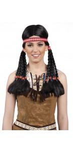 Perruque indienne Makawee femme