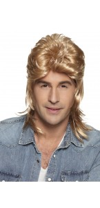 Perruque Jimmy blond