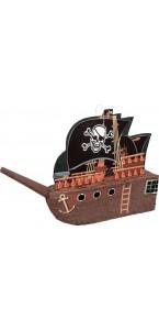Pinata Bateau de pirate 30 cm