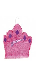 Pinata Couronne de Princesse 41 x 37 cm