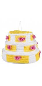 Pinata Gâteau anniversaire 28 x 40 cm