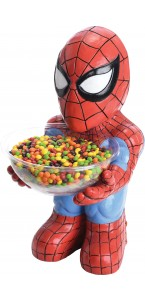 Pot à bonbons Spiderman
