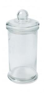 Pot confiseur en verre 13 x 27,5 cm