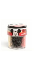 Pot de confettis déco en sucre Mickey 80 gr