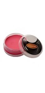 Pot de Maquillage à l'eau rose sans paraben 14g