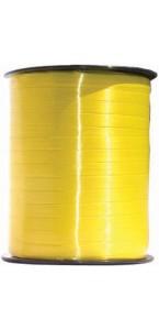 Rouleau de bolduc jaune 500 m