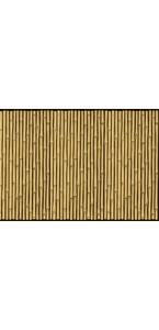 Rouleau Déco murale Bambou