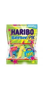 Sachet bonbons Rainbow Pik Haribo 120 g
