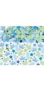 Sachet de Confettis de table Petit Prince Bleu 70 gr