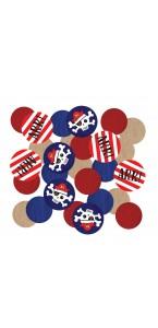 Sachet de Confettis de table Pirate 14 gr