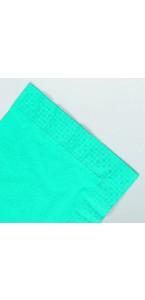 Serviettes en papier ouate azur 2 plis 25 x 25 cm AVA