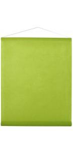 Tenture de salle vert 80 cm x 25 m
