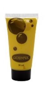 Tube de Crème de maquillage à l'eau jaune 38 ml