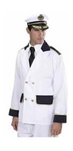 Veste de capitaine XL