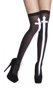 Bas croix gothique Halloween