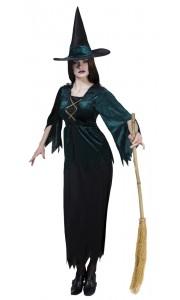 Déguisement de sorcière Gothic Halloween