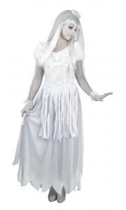 Déguisement mariée fantôme Halloween