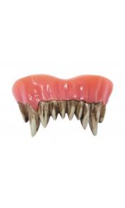 Dentier zombie luxe Halloween
