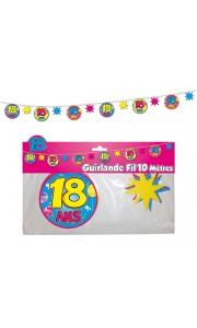 Guirlande Fil  18 ans