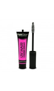 Mascara pour cheveux rose fluo UV  10ML