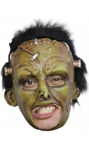 Masque Monstre Frankie en latex Halloween