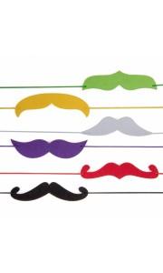 Photobooth moustache