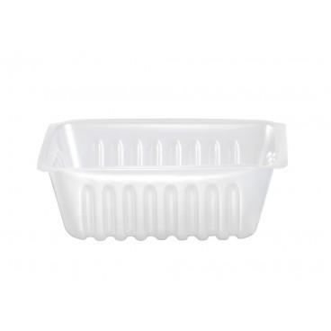 barquette plastique alimentaire jetable
