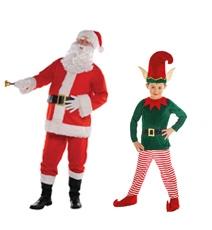 Déguisement Noël costume