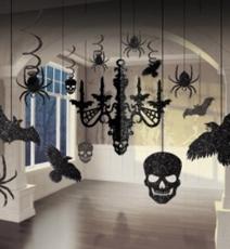 Décoration intérieur Halloween