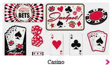 Thèmes autour du Casino