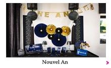 Décorations de salle Nouvel An