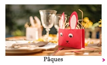 Art de la table Paques