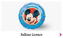 Ballons licence