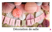 Decorations de salle