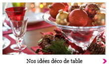Nos idées et décoration de table