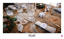 Art de la table Noël