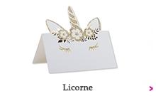 Thème Licorne