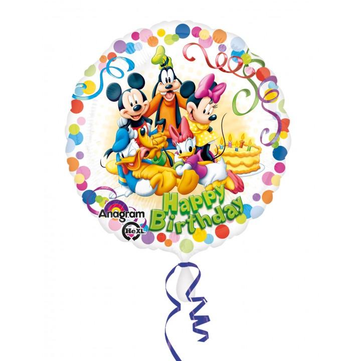 Ballon Mickey airwalker 53 x 76 cm
