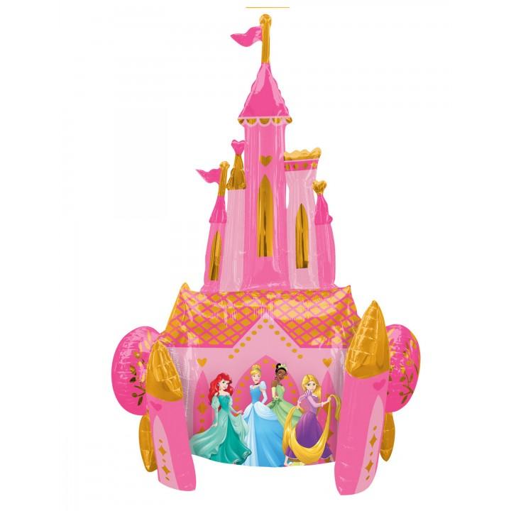 Ballon Princesses birthday supershape 53 x 71 cm