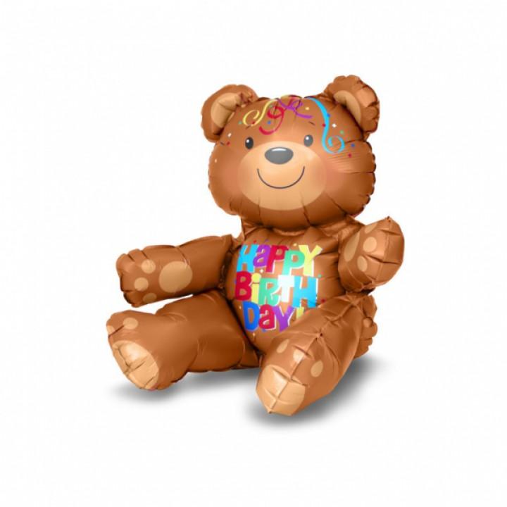 Ballon Baby Bear Airwalkers 53 cm x 46 cm