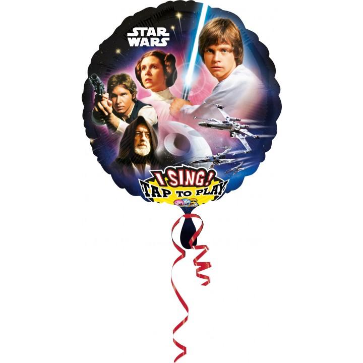 Ballon Musical Star Wars Marche de l'empire