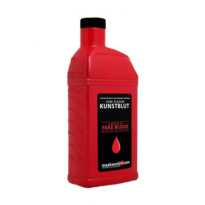 Bidon de faux sang 450 ml Halloween