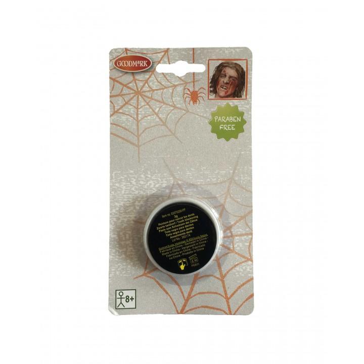 Boîte de Noir à dents Halloween 3 gr