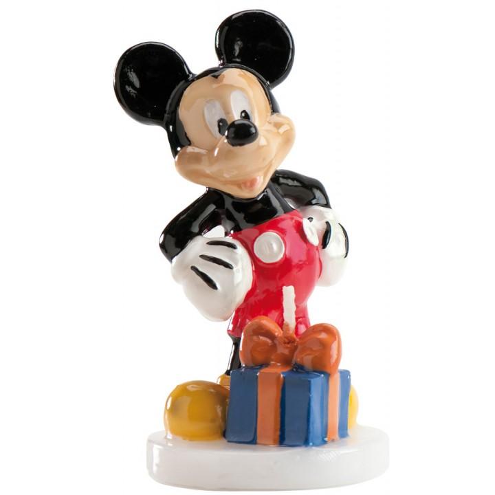 Bougie Mickey 9 cm