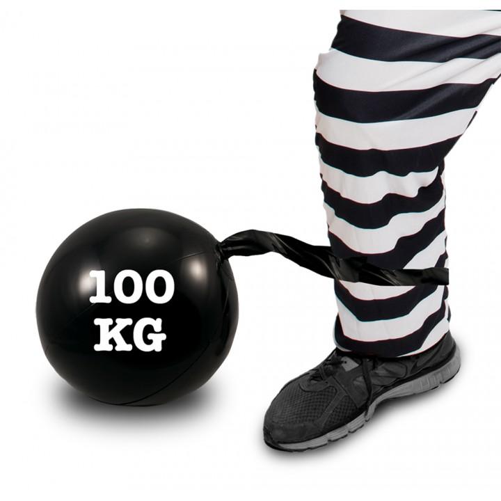 Boulet prisonnier gonflable 25 cm
