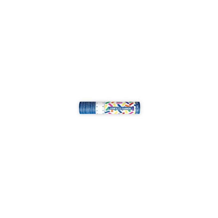Canon à confettis Multicolore papier 20 cm