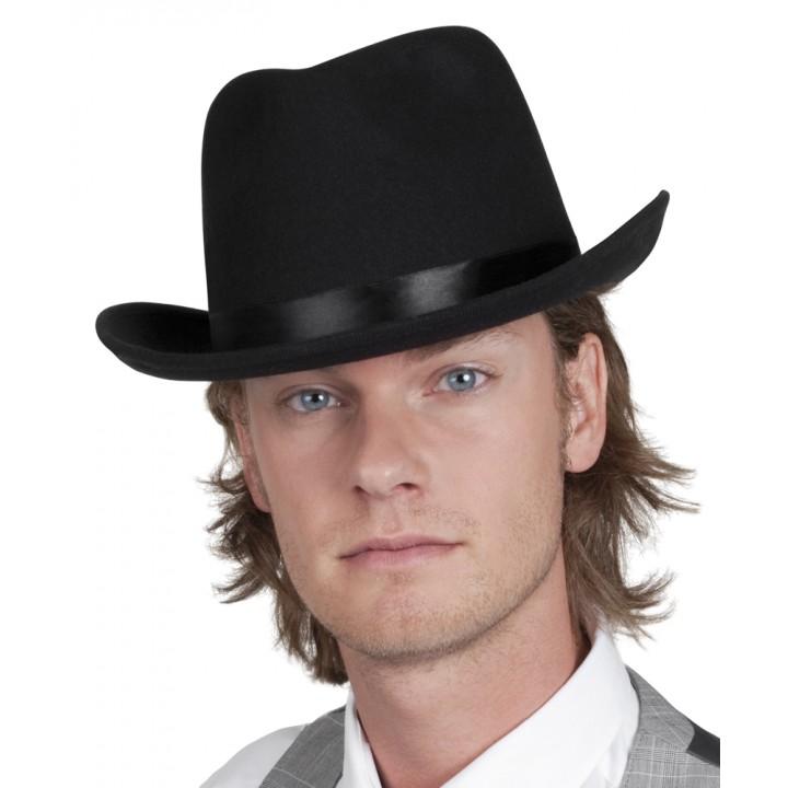 Chapeau Dwight noir