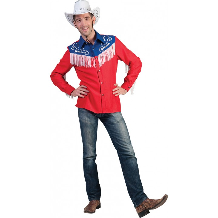 Chemise Country homme