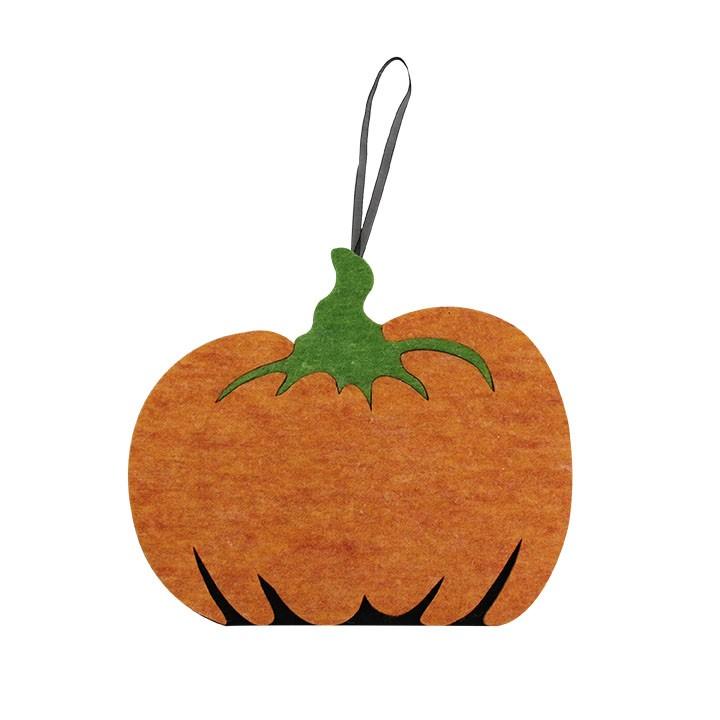 Citrouille à suspendre Halloween 30 x 1 x 27 cm