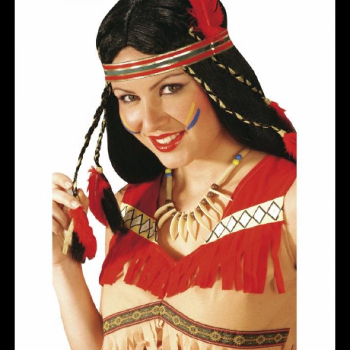 Collier d'indien luxe